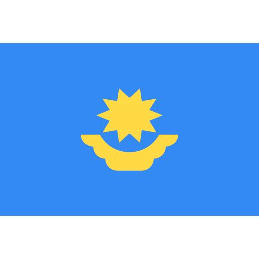 Казахстан flag