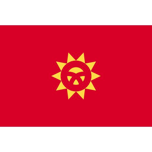 Кыргызстан flag