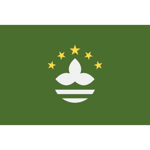 Макао flag