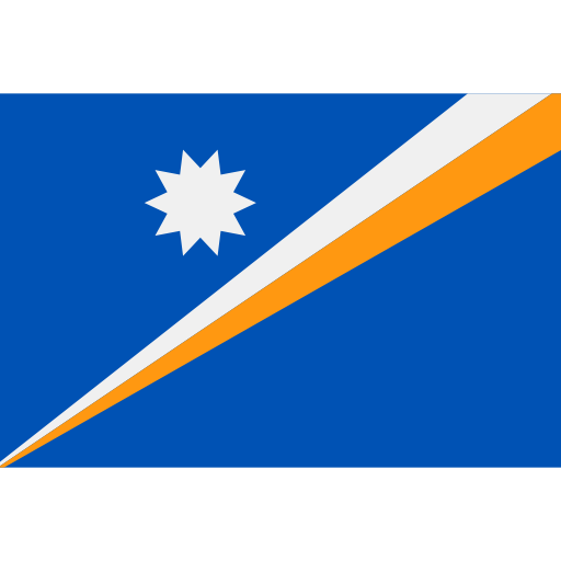 Islas Marshall flag