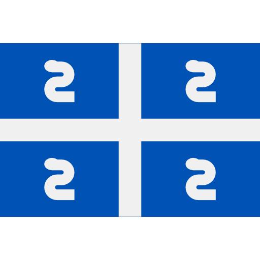 Мартиника flag