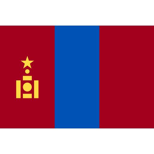 Монголия flag