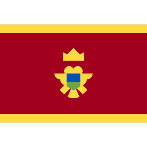 Черногория flag
