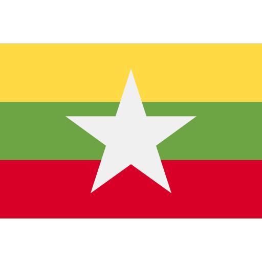 Мьянма flag