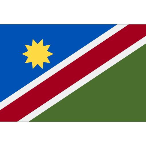Намибия flag