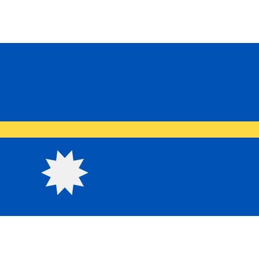 Науру flag