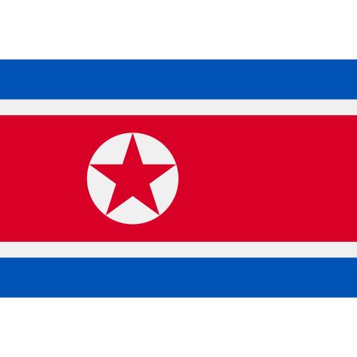 Северная Корея flag