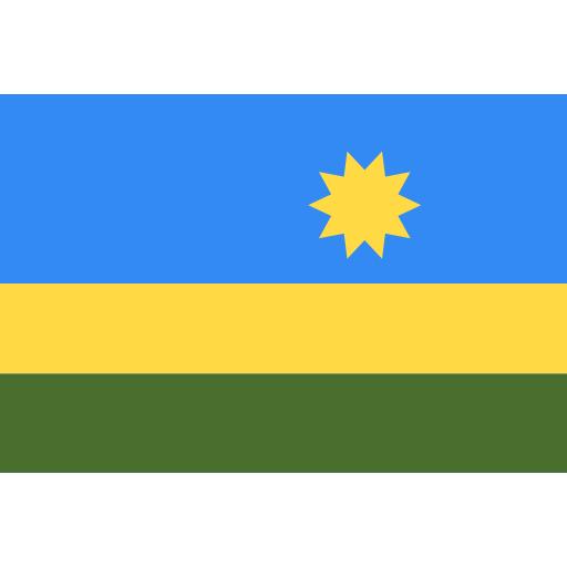 Руанда flag