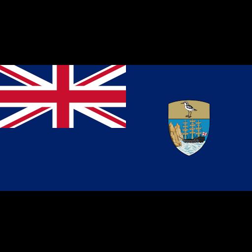 остров Святой Елены flag