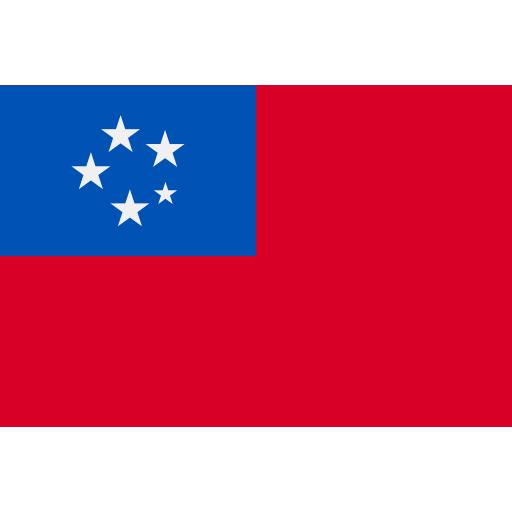 Самоа flag