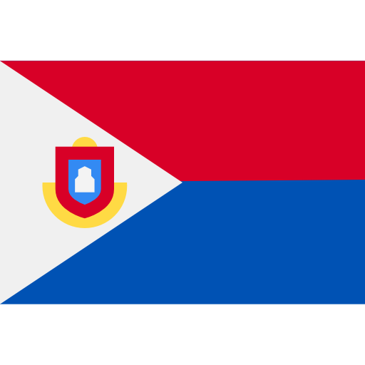 Sint Maarten (Dutch part) flag
