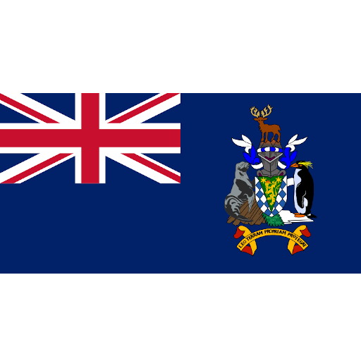 South Georgia and the South Sandwich Islands flag