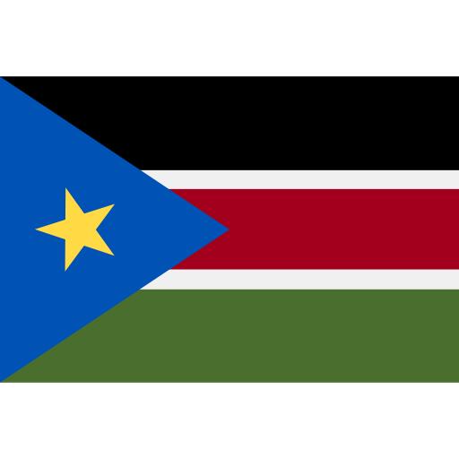 Южный Судан flag