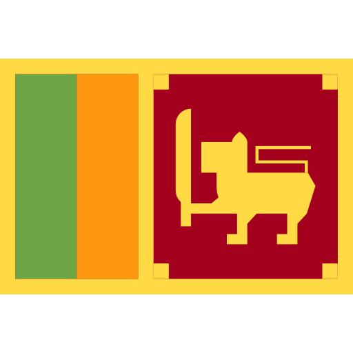 Шри-Ланка flag