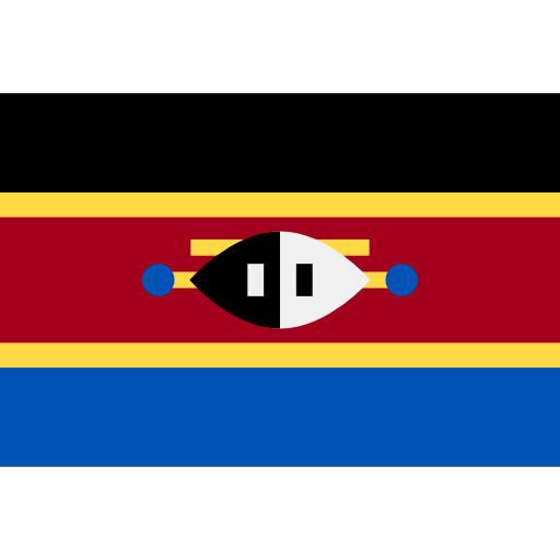Свазиленд flag