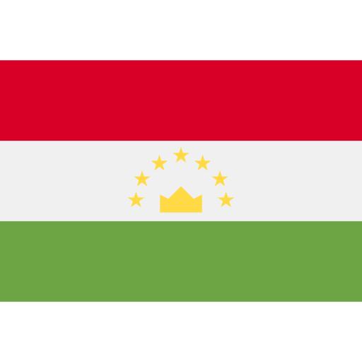 Таджикистан flag