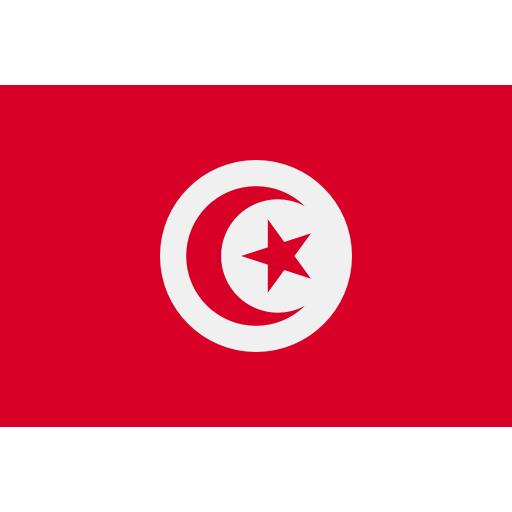 Тунис flag
