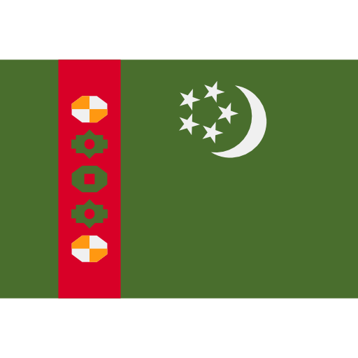 Туркменистан flag