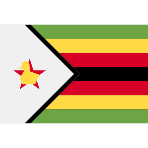 Зимбабве flag