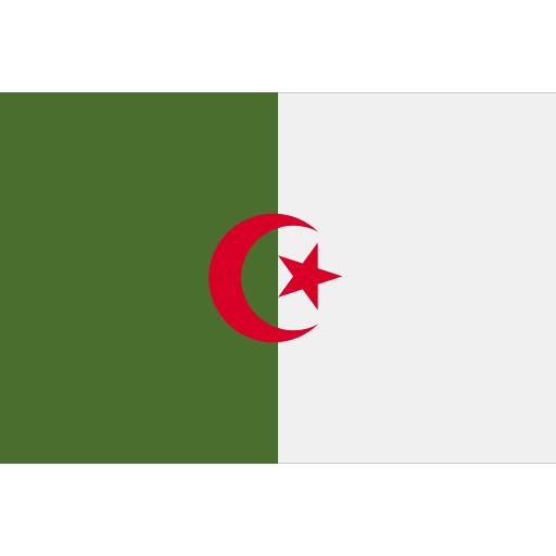Алжир flag