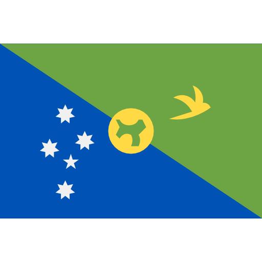 Остров Рождества flag