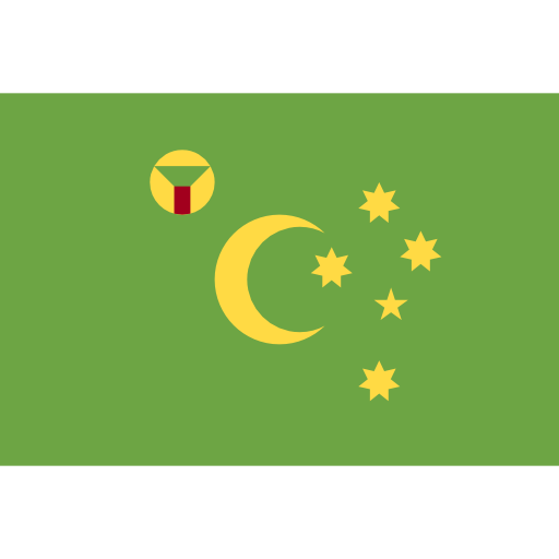 Cocos flag