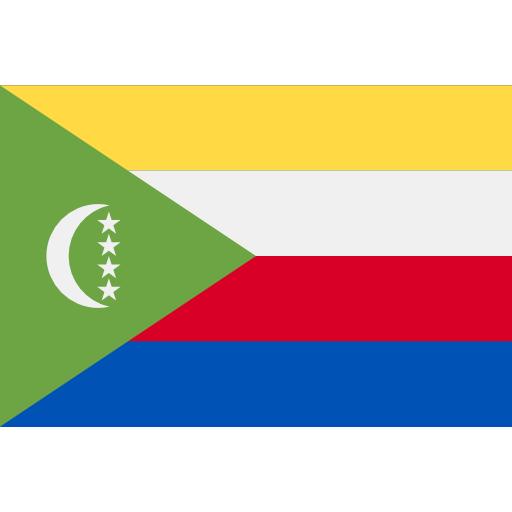 Коморские острова flag