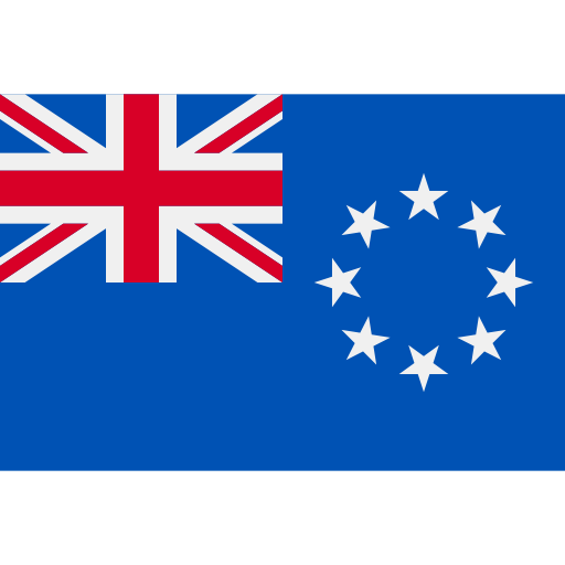 Islas Cook flag