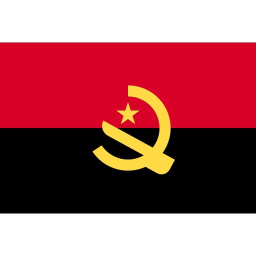Ангола flag