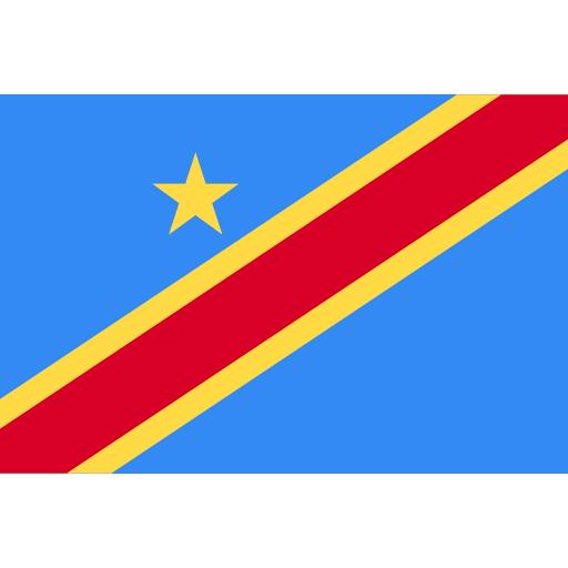 Демократическая Республика Конго flag