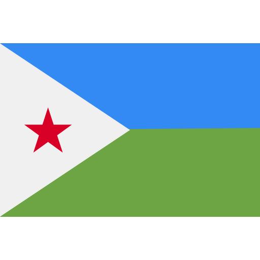 Джибути flag