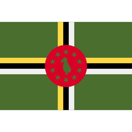 Доминика flag