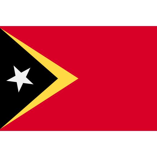Восточный Тимор flag