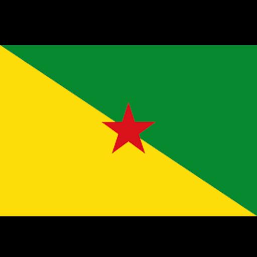 Французская Гвиана flag