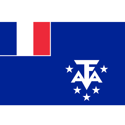 French Southern and Antarctic Territories flag