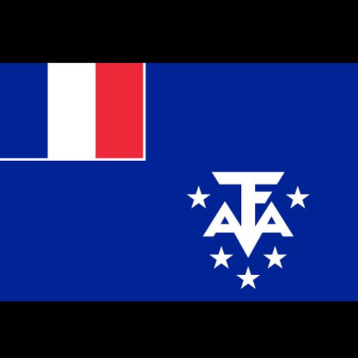 Французские Южные и Антарктические территории flag