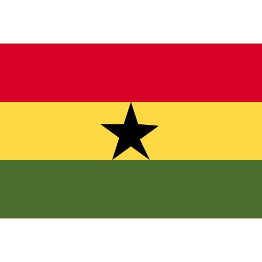Гана flag