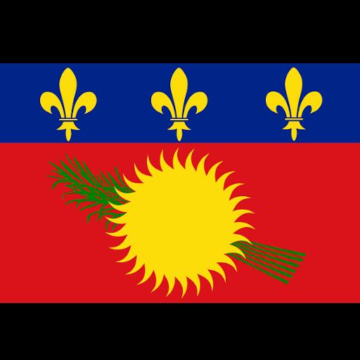 Гваделупа flag