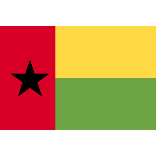 Гвинея-Бисау flag