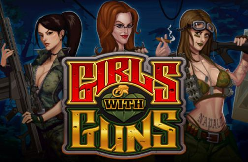 Girls with Guns Jungle Heat Slot
